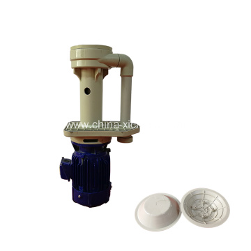 PP pump for waste gas scrubber